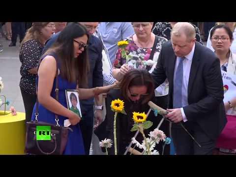 España: primer aniversario de los atentados de Barcelona