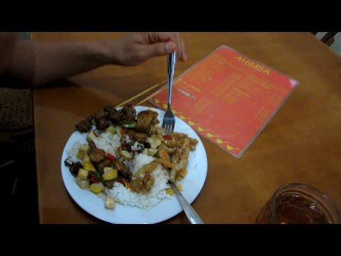 Video Indonesia Jakarta Street Food 989 Bandung 43 Ahimsa Vegetarian Kompleks Luxor 5835