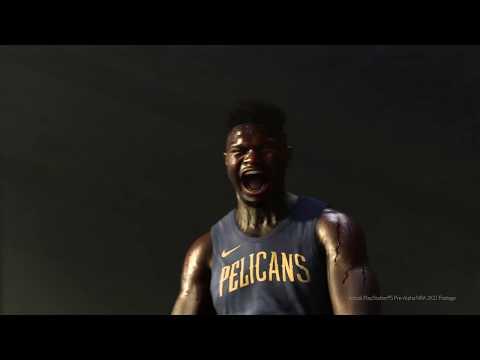 Видео № 0 из игры NBA 2K21 [PS4]
