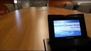 Case Study: Goodwill | Easter Seals Addresses Widespread AV Needs with Universal Design