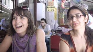 Video breaks: Street food in Istanbul