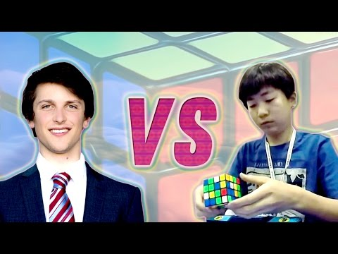 Trận chiến Rubik đỉnh cao: Feliks Zemdegs Vs Seung Hyuk Nahm
