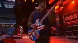 Oasis Acquiesce Live Maine Road 96