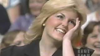 The Price is Right:  January 10, 1984  (Susan Derbeck incident!)