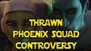Star Wars: Galaxy Of Heroes - Thrawn/Phoenix Squad Controversy