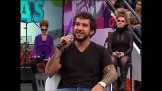Entrevista Com Rodolfo Abrantes (ex Raimundos) No Altas Horas