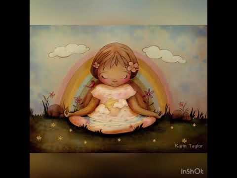 Медитация для детей. Йога нидра. Золотой человечек