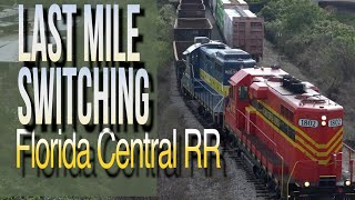 Last Mile Switching On The Florida Central