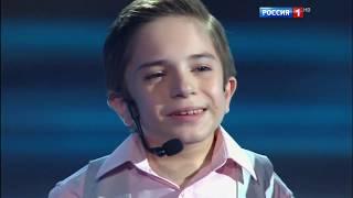 Дима Билан и Данил Плужников   Мама вечер Олега Газманова на Новой Волне 2016