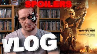 Vlog #617 - Terminator : Dark Fate (SPOILERS)