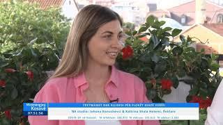 Mysafiri i Mëngjesit - Jehona Konushevci & Kaltrina Shala Hetemi 28.07.2021