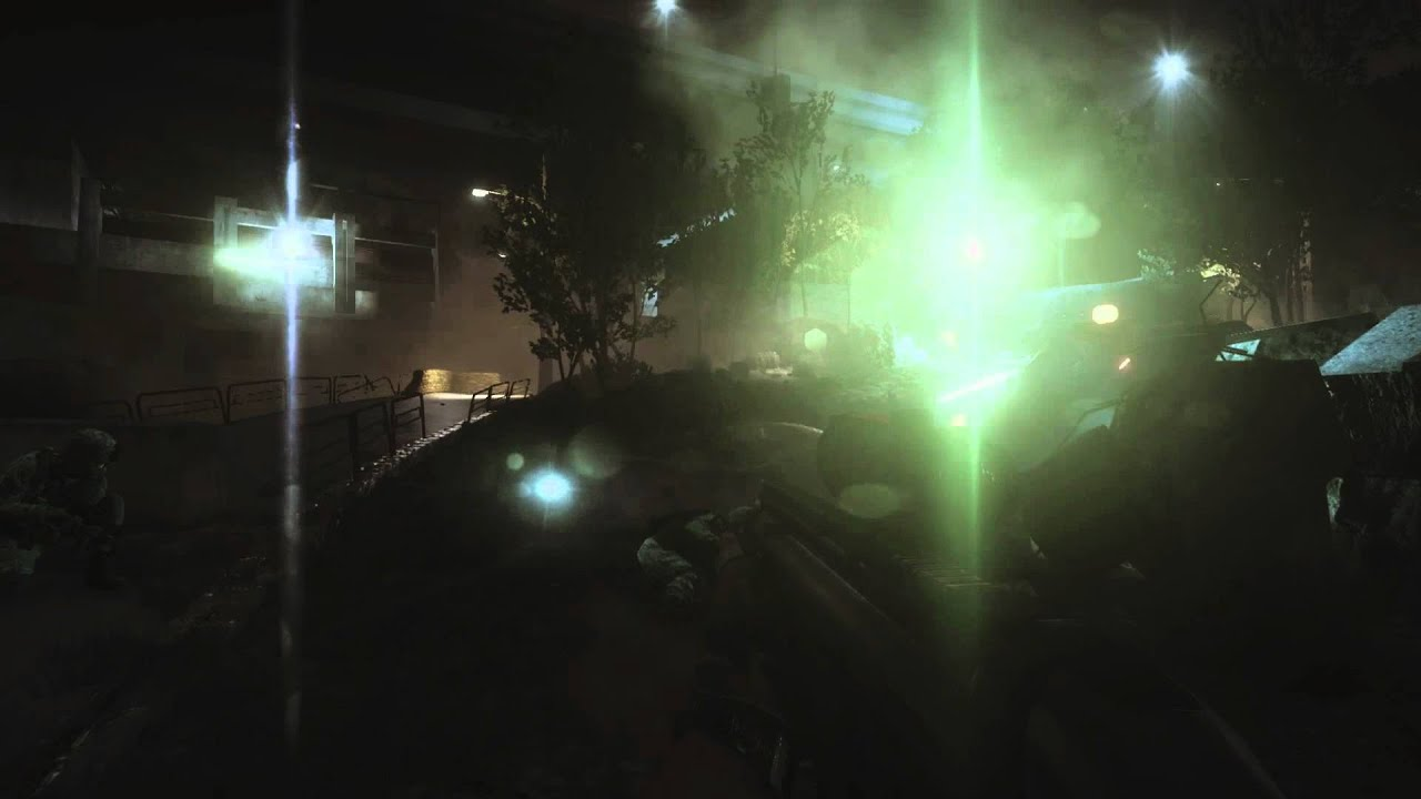This Battlefield 3 Trailer Is Intense