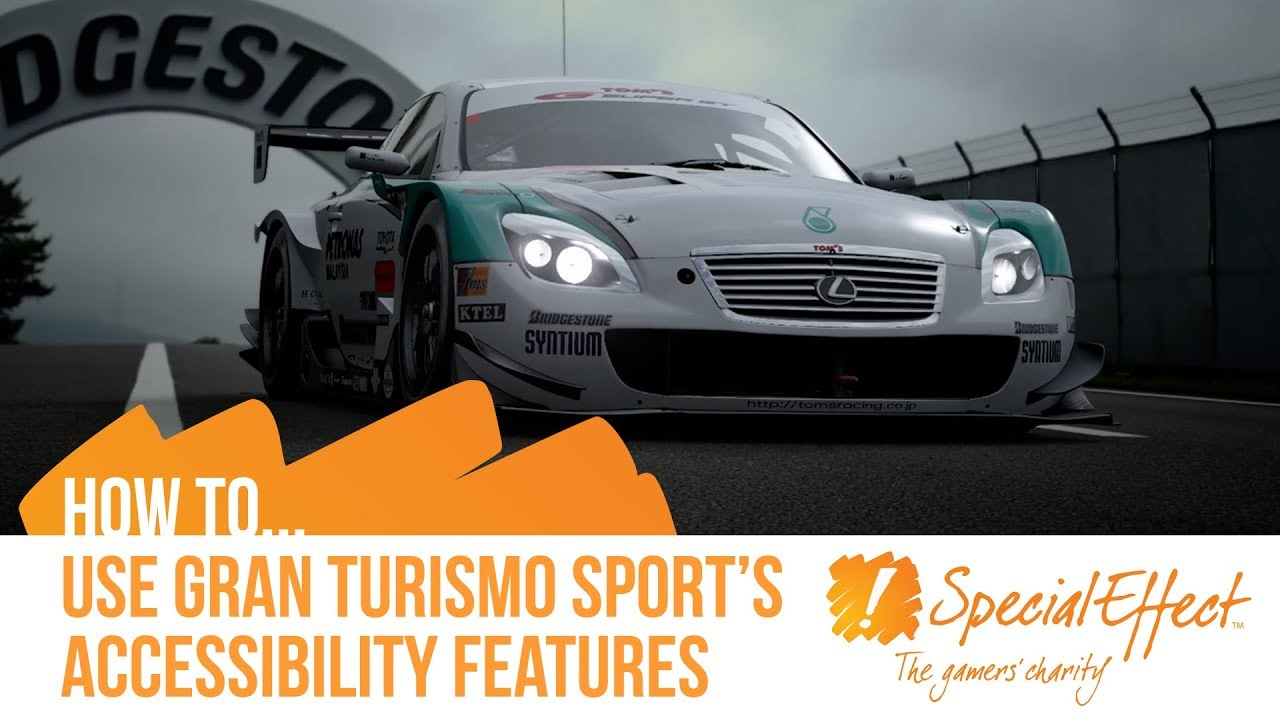 video placeholder for How To Use Gran Turismo Sport's Accessibility Features