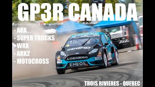 GP3R Trois Rivieres Quebec - Rallycross Madness