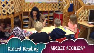 Phonics Instruction— Guided Reading And Word Work With Katie Garner | Secret Stories®