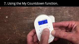 MyTouchSmart MyTouch Smart Wireless Timer Review and How to Set
