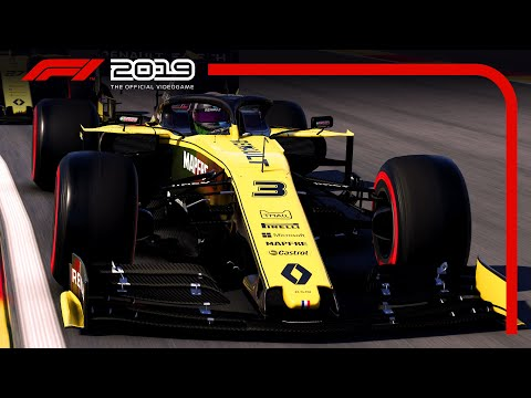 Image: Watch: F1 2019 Official game trailer