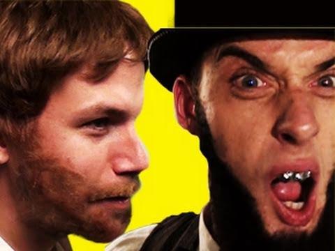 Abe Lincoln vs. Chuck Norris
