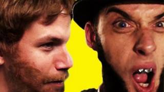 Epic Rap Battles / Abe Lincoln vs Chuck Norris