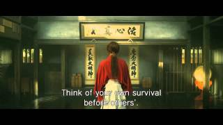 Rurouni Kenshin The Great Kyoto Fire Arc/The Last Of A Legend Arc Trailer
