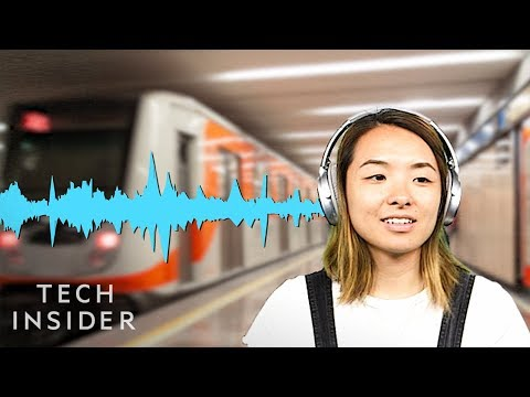 The Secret Behind Noise-Canceling Headphones