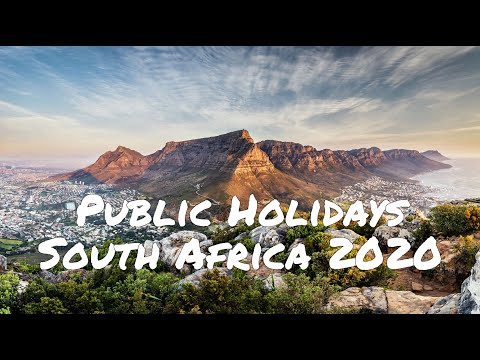 Weekend Holidays in South Africa