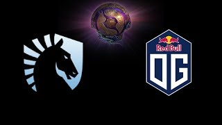 Liquid vs OG Game 1-3 Grand Final  The International 2019 Highlights Dota 2