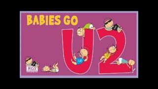 Babies Go U2. Full Album. U2 Para Bebés