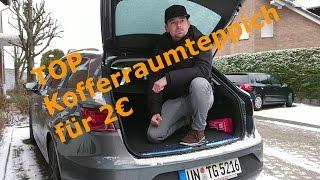 Kofferraumteppich Super Günstig für alle Marken! 2€!!!!