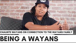 "Chaunte Wayans Explains 'Wayans Family' Connection: ""My Grandmother Had 10 Kids..."""