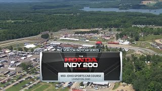 2015 Honda Indy 200 At Mid-Ohio