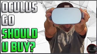 OCULUS GO REVIEW | Should You Buy? - Unboxing, setup, all specs, good + bad