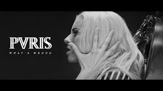 "PVRIS just released a new video for ""What's Wrong"" and it feels so right"