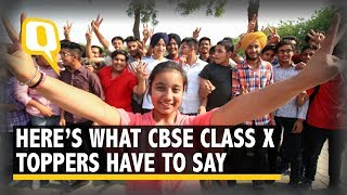 CBSE Class 10 Results: What Toppers Who Scored 499/500 Have To Say