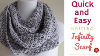 Project | Infinity Scarf