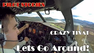 Pilot stories: Go Around in stormy Tivat