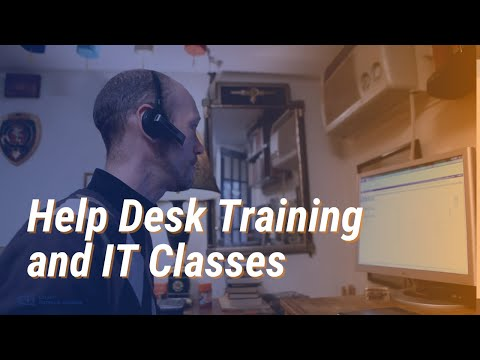 Get IT Help Desk Training Classes and Courses - YouTube