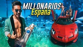 LOS NIÑOS MILLONARIOS DE ESPAÑA
