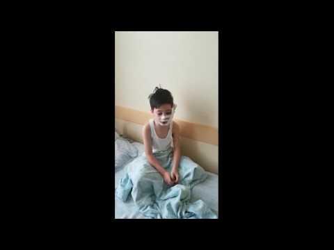 Нападение собак на мальчика в Махачкале