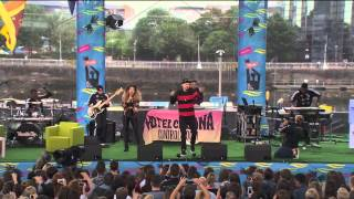 Naughty Boy, Ella Eyre & Professor Green - Think About It (Live for BBC at the Quay)