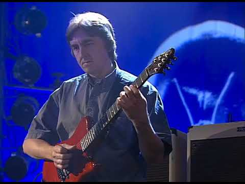 Allan Holdsworth - Live in Leverkusen '97 [PROMO] online metal music video by ALLAN HOLDSWORTH