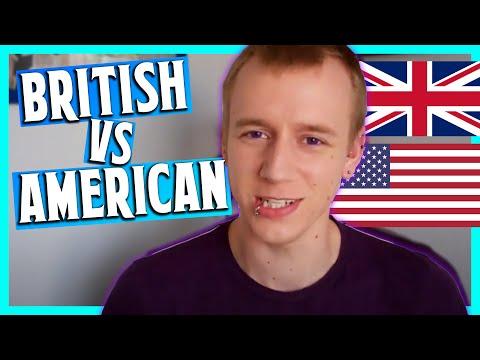 british english translation