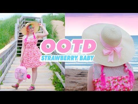 OOTD ♡ STRAWBERRY BABY