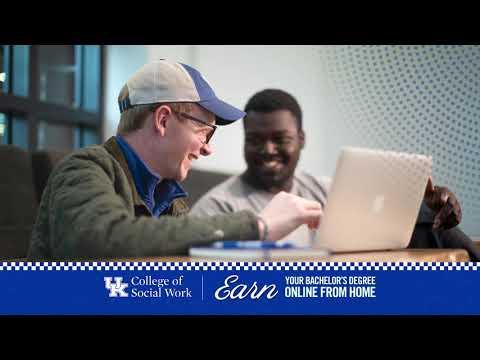 New Online Degree Program from UK's College of Social Work ...