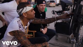 Chris Brown - Don't Wake Me Up (Behind The Scenes)