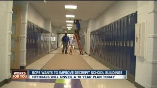 Baltimore City Public Schools project