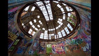 Abandoned Astronomical Observatory