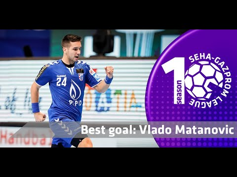Vlado Matanovic scores the impossible! I Metaloplastika vs PPD Zagreb I Best goal
