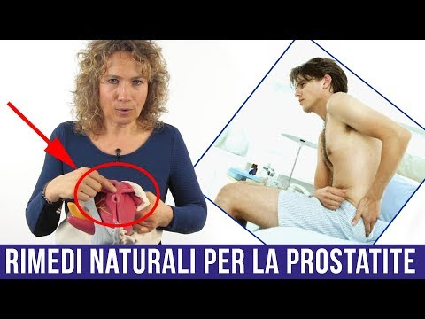 Prostatite farmaci a base vegetale