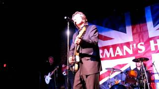 Peter Noone at the Birchmere 2009: Museum
